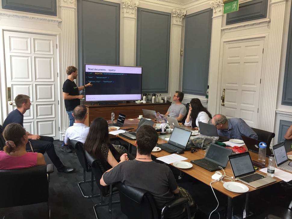 dotnet York Workshop - Learn MongoDB