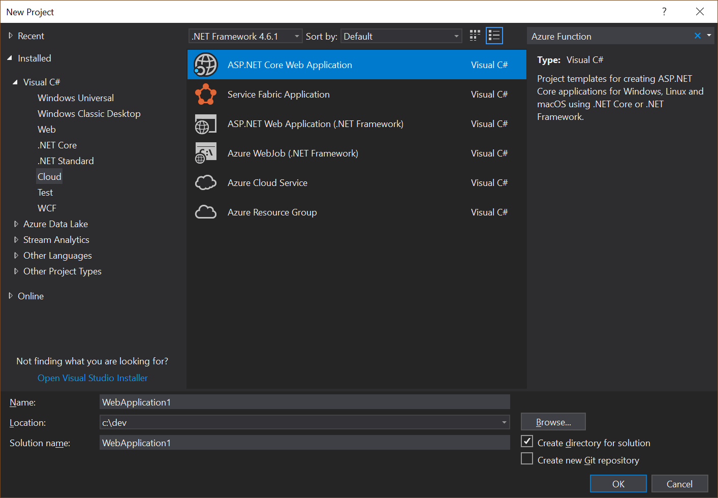 visual-studio-new-project-1
